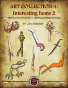 Art Pack Collection 4: Interesting Items 2