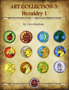 Art Pack Collection 5: Heraldry 1