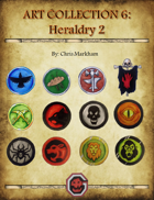 Art Pack Collection 6: Heraldry 2