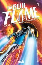 Blue Flame #1