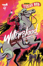 Witchblood #4