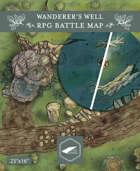 Wanderer's Well RPG Battlemap