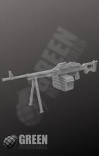 PK Machine Gun