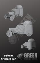 Daimler Armored Car