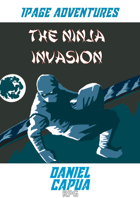 1PA - The ninja invasion