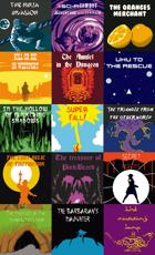 1PA - Season 1 - 15 adventures