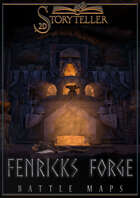 Fenricks Forge Battlemap