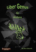 Liber Genus IV - Archon