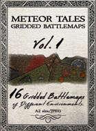 Gridded Battlemaps Vol.1