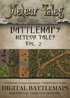 Meteor Tales - Battlemaps Vol.2