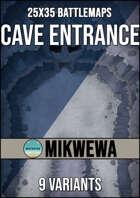 MikWewa Maps - Cave Entrance