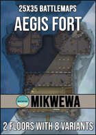 MikWewa Maps - Aegis Fort (2 Floors)
