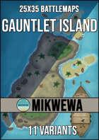 MikWewa Maps - Gauntlet Island