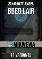 MikWewa Maps - BBEG Lair