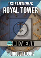 MikWewa Maps - Royal Tower (Multi Floor)