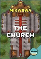 MikWewa Maps - Church (2 Floors)
