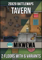 MikWewa Maps - Tavern (2 Floors)