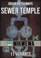 MikWewa Maps - Sewer Temple