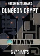 MikWewa Maps - Dungeon Crypt