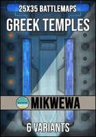 MikWewa Maps - Greek Temples