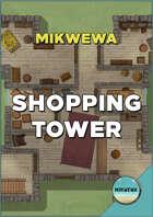 MikWewa Maps - Shops & Stores