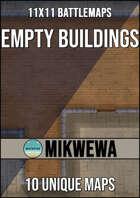 MikWewa Maps - Empty Buildings
