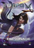 Elite Dangerous RPG - Espionage Supplement