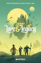 Lore & Legacy: Rules & Setting (English Version)