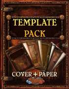 Template Pack #8 Dwarven Tales