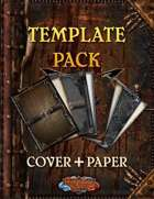 Template Pack #9 Dark Section