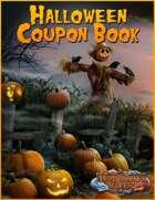 Halloween Coupon Book #1