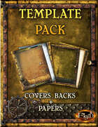 Template Pack - Steampunk