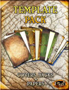 Template Pack -Creature Skins2
