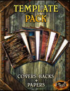 Template Pack -Dark Forest2