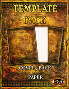 Template Pack - Lost Book