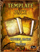 Template Pack - Pirate v2