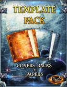 Template Pack - Space v2