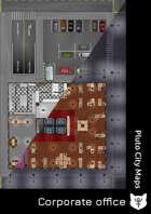 Corporate office modern battlemap