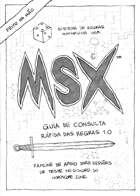 MSX™ Português