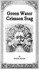 Green Water, Crimson Stag – a Dragon Warriors Solo Adventure