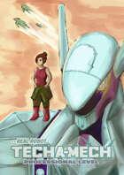 Real Robot Techa-Mech: Nivel Profesional