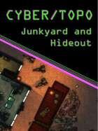 Cyberpunk Junkyard and Hideout