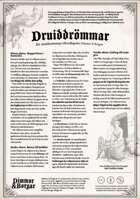 Dimmor & Borgar: Äventyret Druiddrömmar
