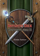 Countdown from 10 Deck (Heroic Fantasy)
