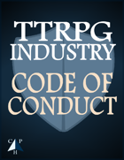 TTRPG Industry Code of Conduct