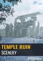 Temple Ruins Scenery