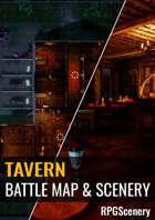 Tavern Battlemaps & Scenery
