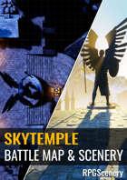 Sky Temple Battlemaps & Scenery