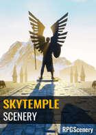 Sky Temple Scenery