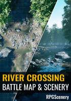 River Crossing Battlemaps & Scenery